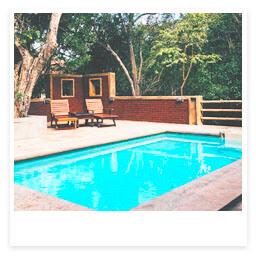 reparación tuberías piscina casa particular
