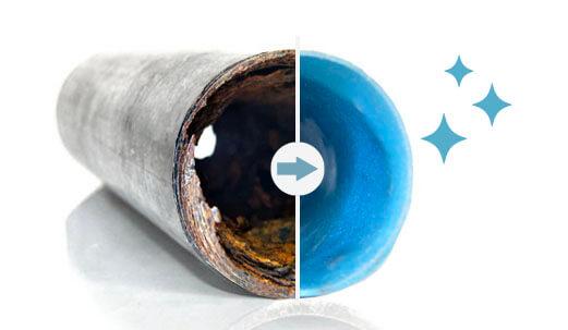 renovación cañerías agua sanitaria