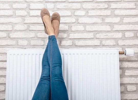 reparar cañerías de calefacción sin obras