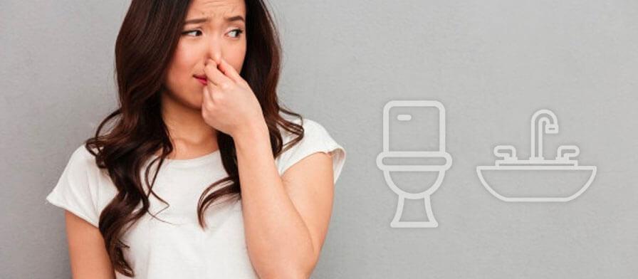 malos olores en tuberías