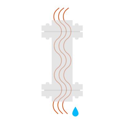 drenaje secado desagüe sin obra