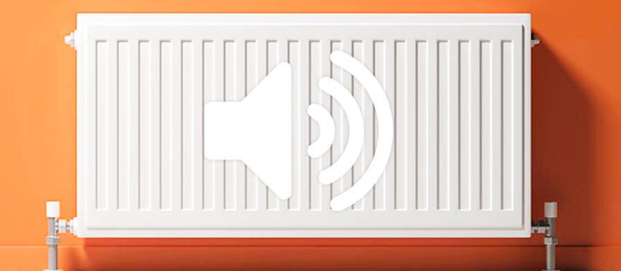 ruido tuberías de la calefacción
