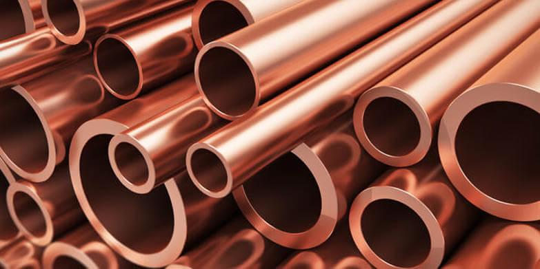 tuberías de cobre de agua potable