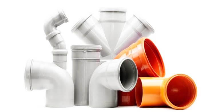 tuberías de plástico de agua potable