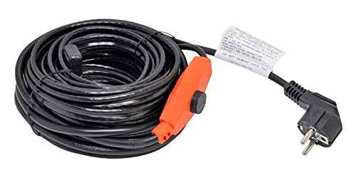 cable para descongelar tuberías