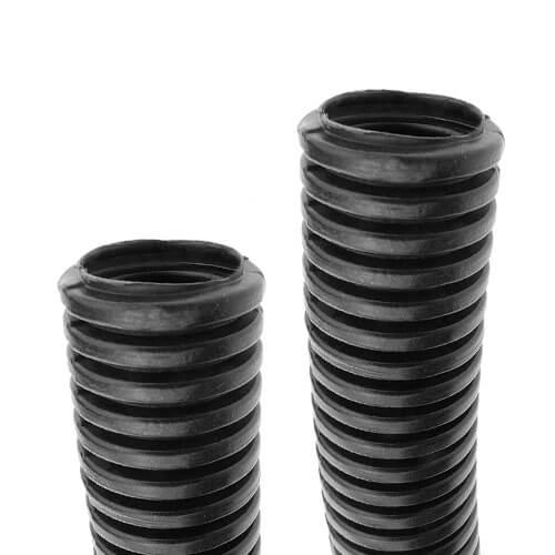 aislante corrugado de tuberías