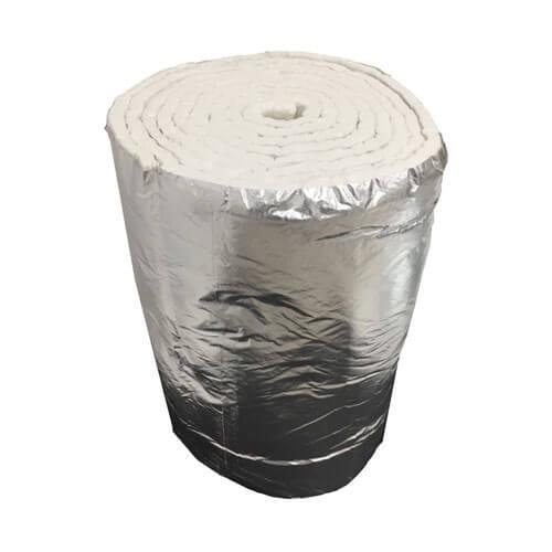 fibra ceramica para aislamiento de tuberías